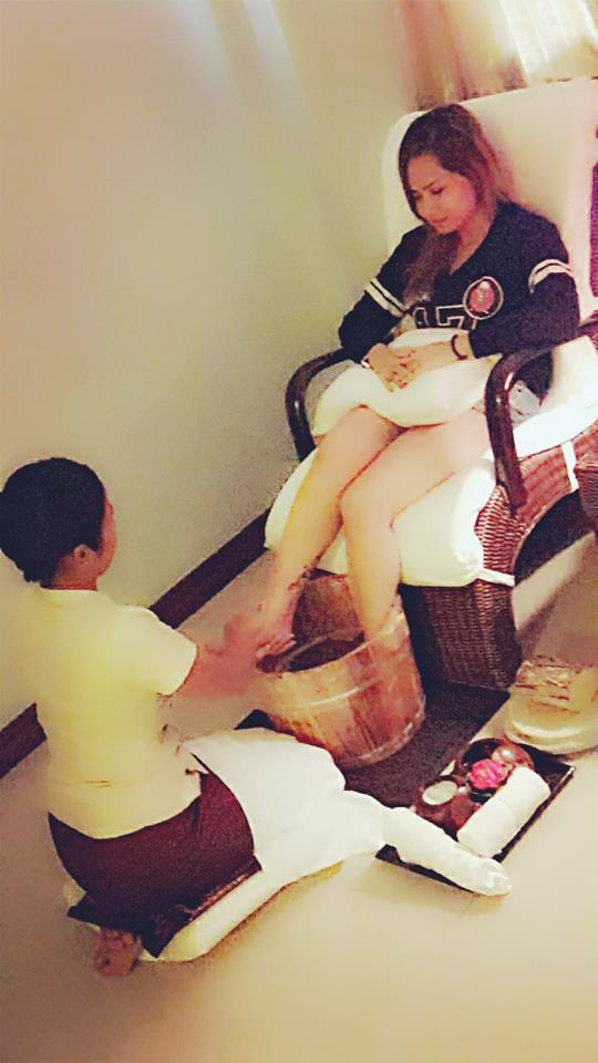 Foot Therapy ( Burmese expertise)