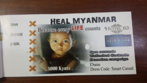 Heal Myanmar Project