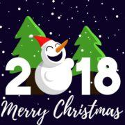 2018 Christmas Eve